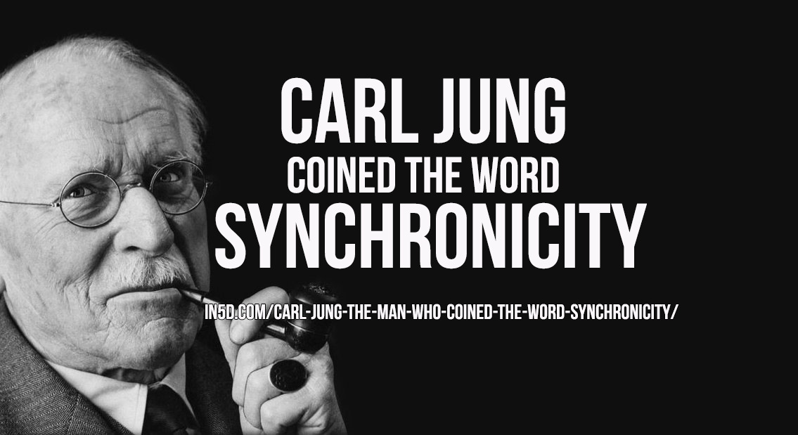 Carl Jung Speaks About Synchronicity
