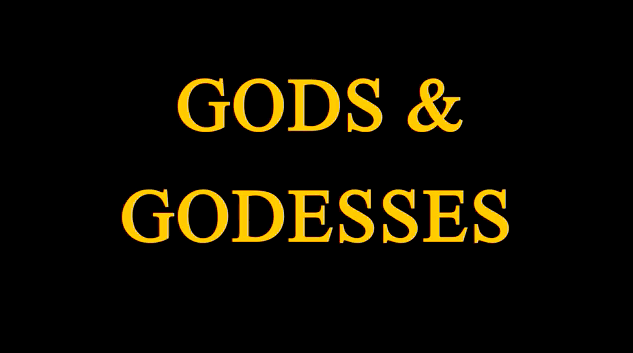 Kyle Bent - Gods and Godesses