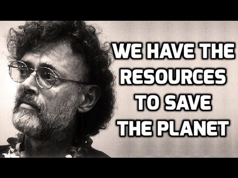 Terence McKenna - We Can Make a Difference