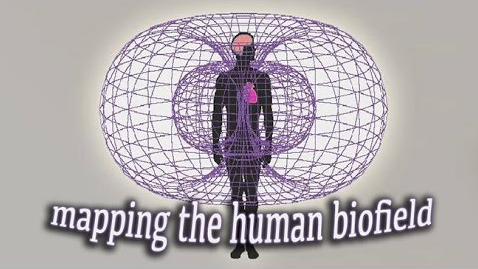 Mapping the Human Biofield